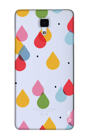 Colourful Drops Xiaomi Mi 4 Cases & Covers Online