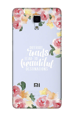 Beautiful Destinations Xiaomi Mi 4 Cases & Covers Online