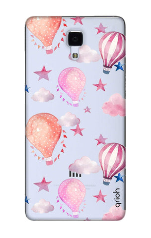 Flying Balloons Xiaomi Mi 4 Cases & Covers Online
