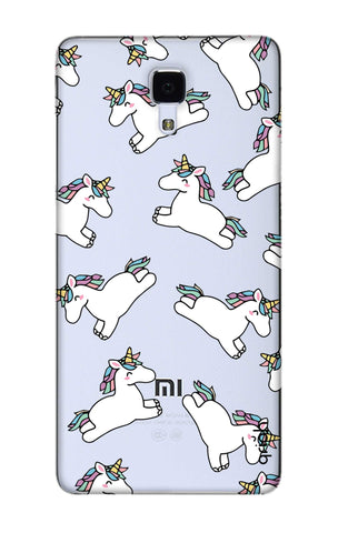 Jumping Unicorns Xiaomi Mi 4 Cases & Covers Online