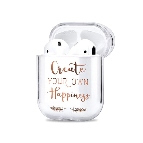 Happiness Airpods Cover - Flat 35% Off On Airpods Covers
