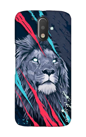 Beast Lion Motorala Moto G4 Play Cases & Covers Online
