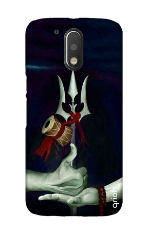 Shiva Mudra Motorala Moto G4 Play Cases & Covers Online
