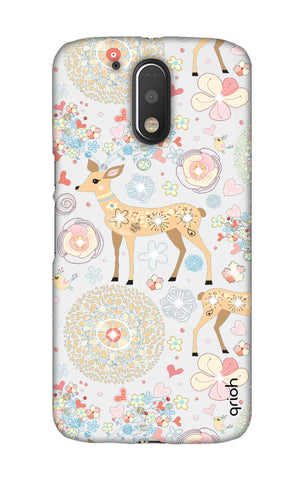Bling Deer Motorala Moto G4 Play Cases & Covers Online