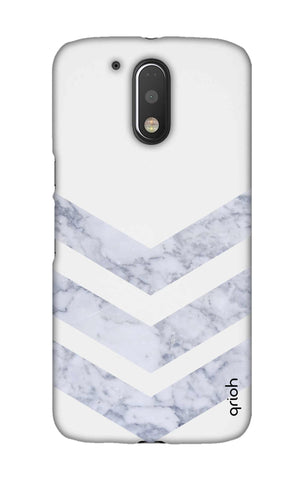 Marble Chevron Motorala Moto G4 Play Cases & Covers Online