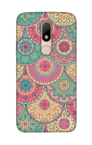 Colorful Mandala Motorala Moto M Cases & Covers Online
