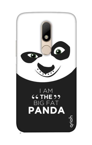 Big Fat Panda Motorala Moto M Cases & Covers Online