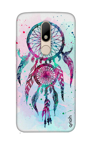 Dreamcatcher Feather Motorala Moto M Cases & Covers Online