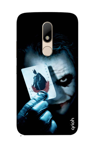 Joker Hunt Motorala Moto M Cases & Covers Online