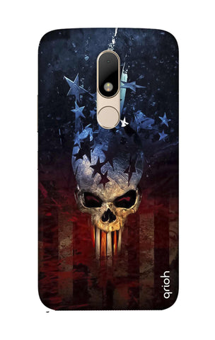 Star Skull Motorala Moto M Cases & Covers Online