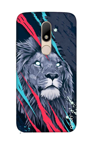 Beast Lion Motorala Moto M Cases & Covers Online