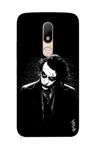 Black Satan Motorala Moto M Cases & Covers Online