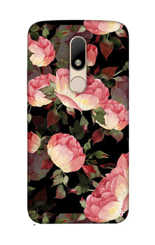 Watercolor Roses Motorala Moto M Cases & Covers Online