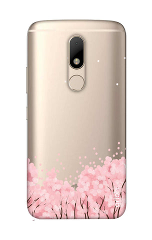 Cherry Blossom Motorala Moto M Cases & Covers Online