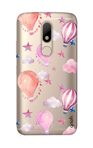 Flying Balloons Motorala Moto M Cases & Covers Online