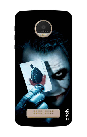 Joker Hunt Motorala Moto Z Play Cases & Covers Online