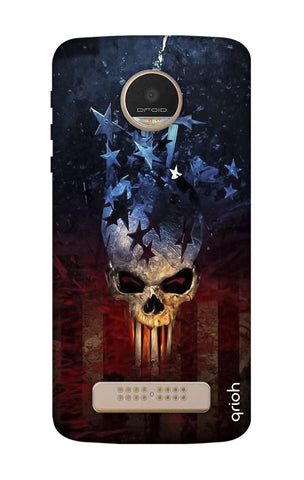 Star Skull Motorala Moto Z Play Cases & Covers Online
