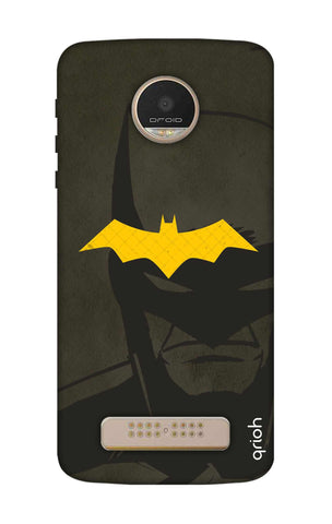 Batman Mystery Motorala Moto Z Play Cases & Covers Online