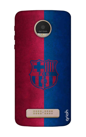 Football Club Logo Motorala Moto Z Play Cases & Covers Online