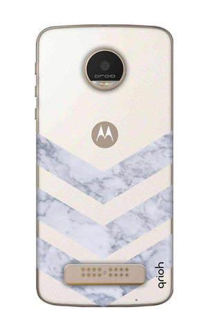 Marble Chevron Motorala Moto Z Play Cases & Covers Online