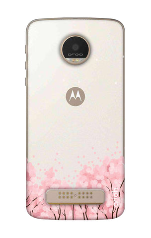 Cherry Blossom Motorala Moto Z Play Cases & Covers Online