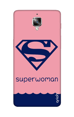 Be a Superwoman OnePlus 3T Cases & Covers Online