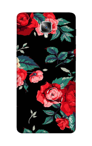 Wild Flowers OnePlus 3T Cases & Covers Online