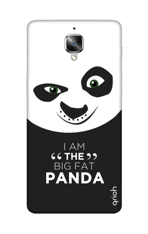 Big Fat Panda OnePlus 3T Cases & Covers Online