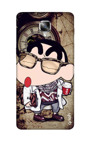 Nerdy Shinchan OnePlus 3T Cases & Covers Online