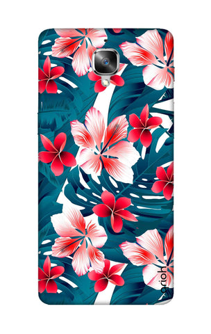 Floral Jungle OnePlus 3T Cases & Covers Online