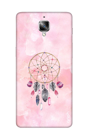 Pink Dreamcatcher OnePlus 3T Cases & Covers Online