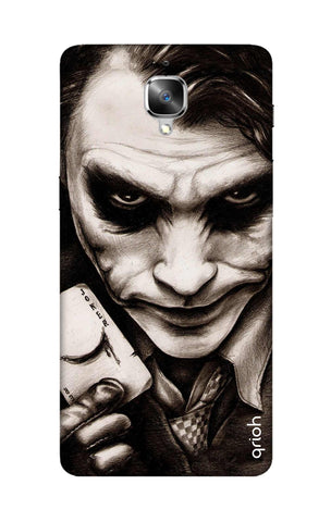 Why So Serious OnePlus 3T Cases & Covers Online