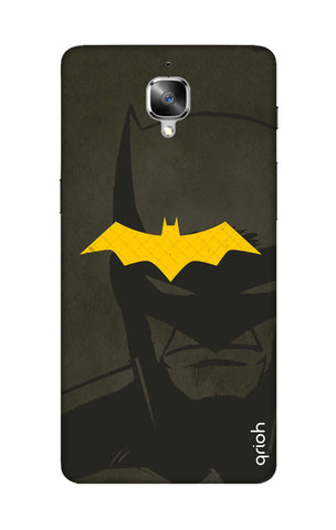 Batman Mystery OnePlus 3T Cases & Covers Online