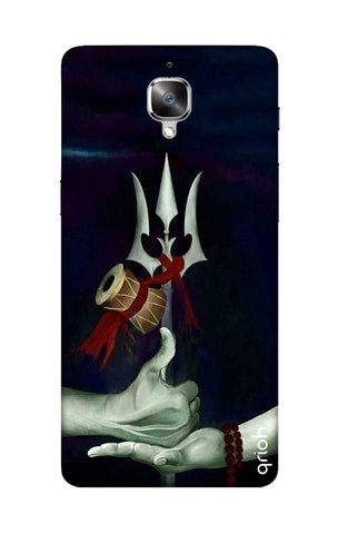 Shiva Mudra OnePlus 3T Cases & Covers Online