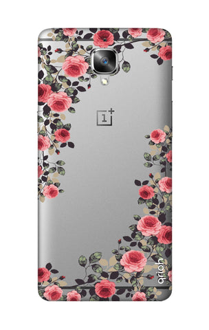 Floral French OnePlus 3T Cases & Covers Online