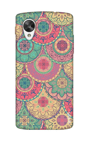 Colorful Mandala Nexus 5 Cases & Covers Online