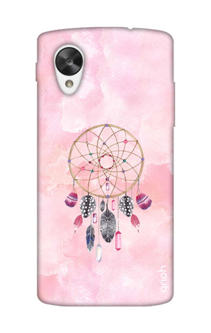 Pink Dreamcatcher Nexus 5 Cases & Covers Online