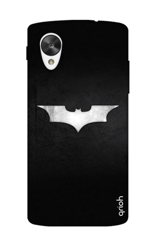 Grunge Dark Knight Nexus 5 Cases & Covers Online