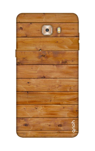 Natural Wood Samsung C9 Cases & Covers Online