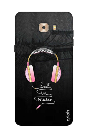 Lost In Music Samsung C9 Cases & Covers Online