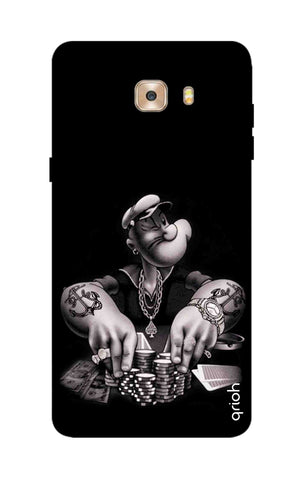 Rich Man Samsung C9 Cases & Covers Online