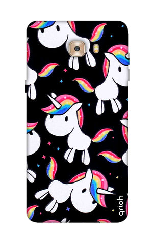 Colourful Unicorn Samsung C9 Cases & Covers Online