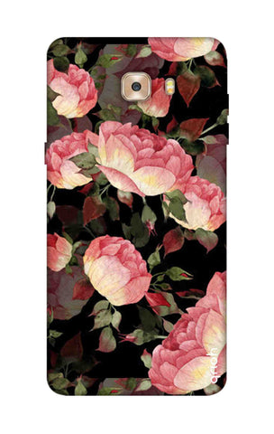 Watercolor Roses Samsung C9 Cases & Covers Online