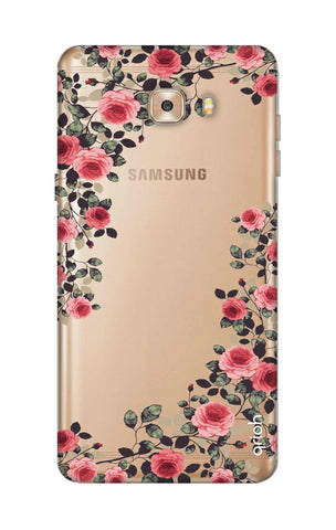 Floral French Samsung C9 Cases & Covers Online