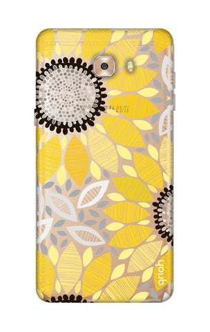 Stitched Floral Samsung C9 Cases & Covers Online