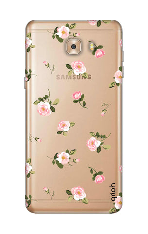 Pink Rose All Over Samsung C9 Cases & Covers Online