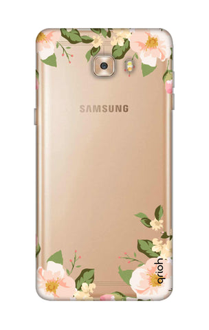 Flower In Corner Samsung C9 Cases & Covers Online