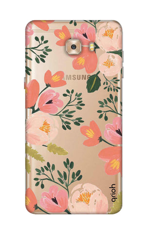 Painted Flora Samsung C9 Cases & Covers Online