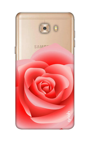 Peach Rose Samsung C9 Cases & Covers Online