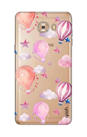 Flying Balloons Samsung C9 Cases & Covers Online